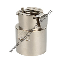 Nickel plated kuangalia valve