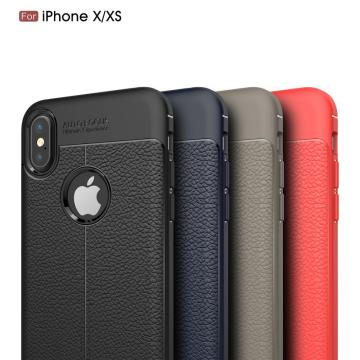 Soft TPU Silicone Back Cover of iphone X/XS