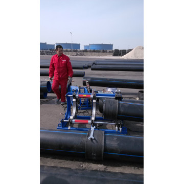 Tubo draga in HDPE con galleggiante per draga 18 ""