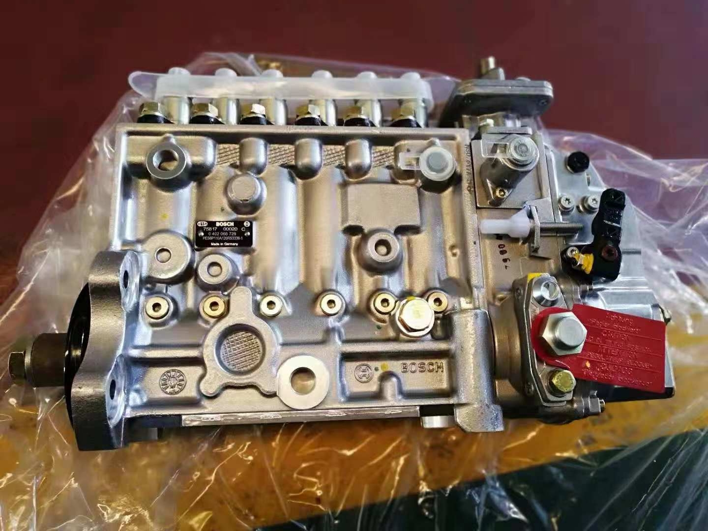 injection pump genuine