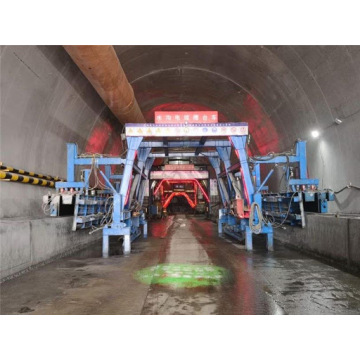 Effective of Tunnel Cable Trough Trolley