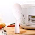 1pcs Smile Face Rice Spoon Environmental Special Kitchen Tool Non Stick ABS Rice Spoon Kitchen Tool Kitchen Tableware Spoons