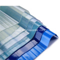 Anti-UV Transparent Fiberglass Corrugated FRP sheets