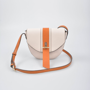Lady city Bag Small Leather Crossbody Purse
