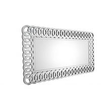Rectangular floor mirror mdf mirror