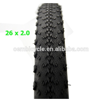 "26"" x 2.0 Foldable Lightweight MTB Bicycle Tire"