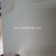 fire retardant mesh PVC coated construction safety net