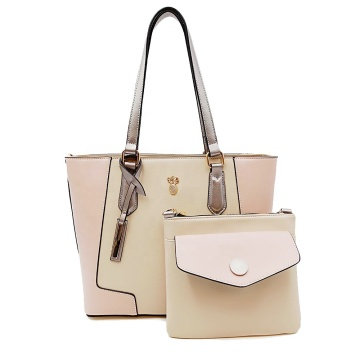 Hot Selling Sling Tote Bag And Wallet Set