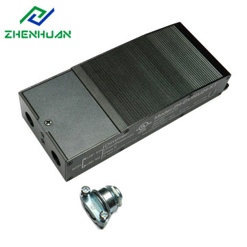 60W 12V constant voltage 0-10V dimbare LED-driver