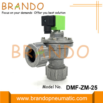 DMF-ZM-25 1'' Quick Mount Impulse Diaphragm Valve BFEC