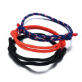 Women's Single Strand Sliding Knot Paracord Bracelet