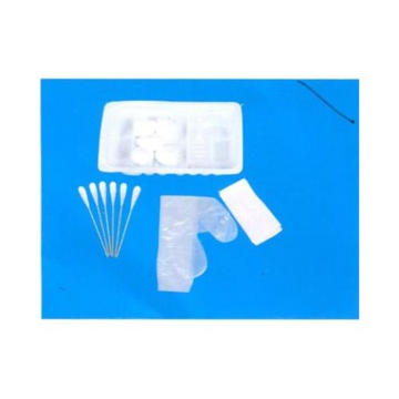 Disposable blood collection wound care kit