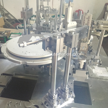 Non standard customized full automatic production line