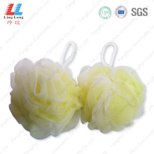 Removal soft cleanse mesh sponge ball