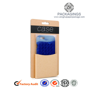 Newest paper packaging box for iphone case
