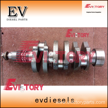 ISUZU 3KR1 crankshaft main bearing