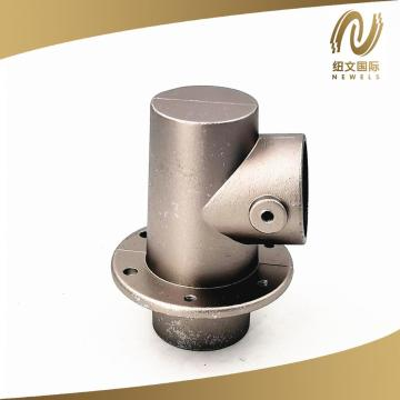 Aluminum Die Casting Natural Gas Connection