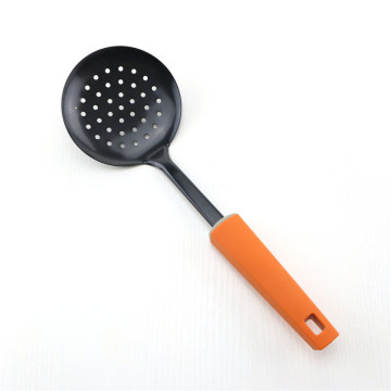 Stainless Steel Skimmer Spoon With Spray Paint