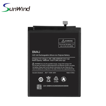 Phone Battery For Xiaomi Redmi Note8Pro  BM4J