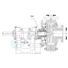 OEM Centrifugal Pump Shaft