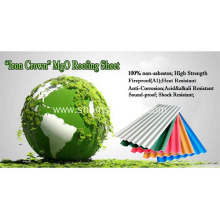 Non-Formaldehyde  Energy-Saving Mgo Roofing Sheet