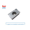 PCD lathe milling carbide blade inserts for plastic