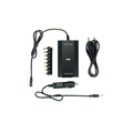 120W Universal Laptop Adapter with Car Charger