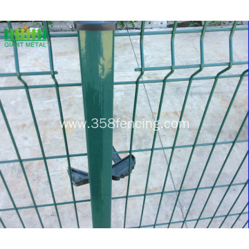3d welded fence panels