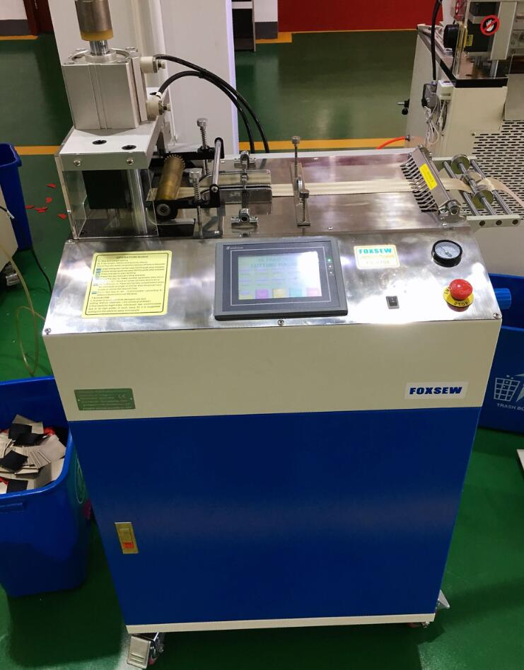 Ultrasonic Tape Cutting Machine 9