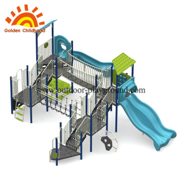 kid soft Outdoor Rope Climbing Nets for Sale