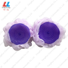 Comb Brush PE Sponge shower bath products