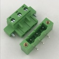 7.62mm pitch with fixed screw flange terminal block