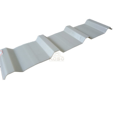 Roofing Plastic Board Corrugated Polycarbonate Roof Sheet