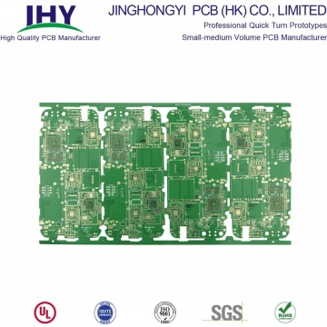 6 Layer Multilayer HDI PCB Board Manufacturing