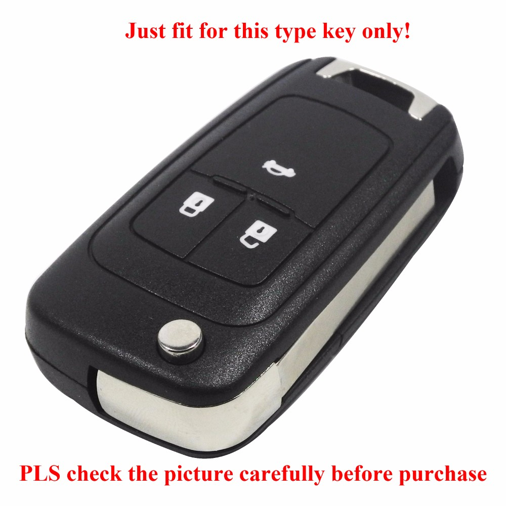 Chevrolet Cruze Silicone Car Key Cover