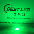 5mm Green LED 535nm Deep Green LED Epistar
