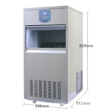 Stainless Steel Under Counter Bullet Ice Maker