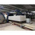 Autoclaved aerated concrete AAC autoclave