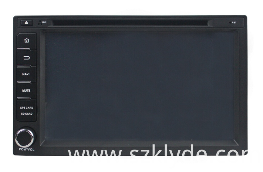 7 inch Chery E3 Car DVD Player