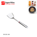 Long Handle Stainless Steel Kitchen Turner / Spatula