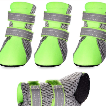 Breathable Mesh Paw Protector Dog Shoes