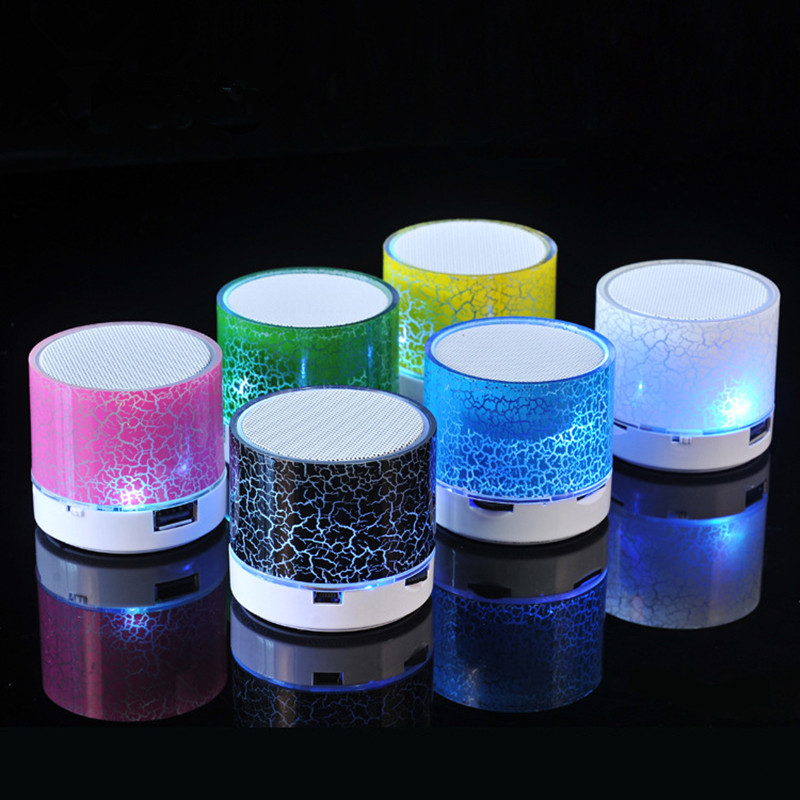Music Lamp Speakers