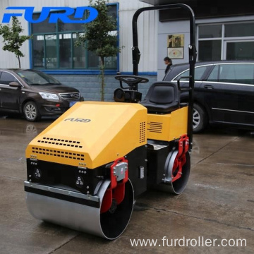 Asphalt Paving used Road Roller (FYL-890)