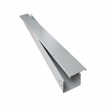 Powder Coated Steel Trough Cable Tray and Trunking