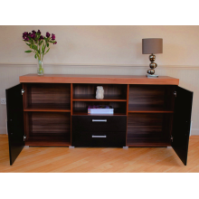 Living room furniture display advertising tv stand