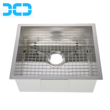 Factory Supply 304Stainless Steel Single Bowl Kitchen Sinks