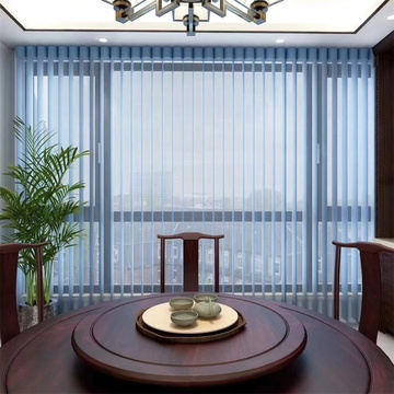 Electric Vertical Sheer Shades