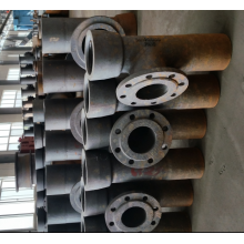 DI Socket Tee Factory Flanged Spigot Short Pipe