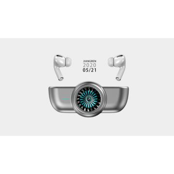 On-board scented TWS headphones