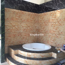 The kingmarble pvc marble wall sheets for decoration